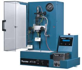 Hartridge CRI-PC et AVM2-PC et IFT-70