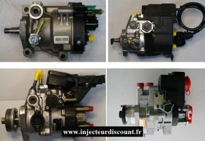 Pompe injection Delphi Lucas réparation pompe injection ...